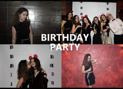 Wiki's and Laura's 18th BIRTHDAY PARTY : ootd, makeup and party |AwesomeMila