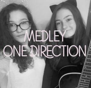 music time : MEDLEY One Direction with Ola | AwesomeMila