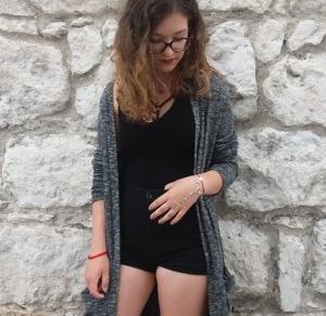 AwesomeMila Style : ramiączka promess | cracow
