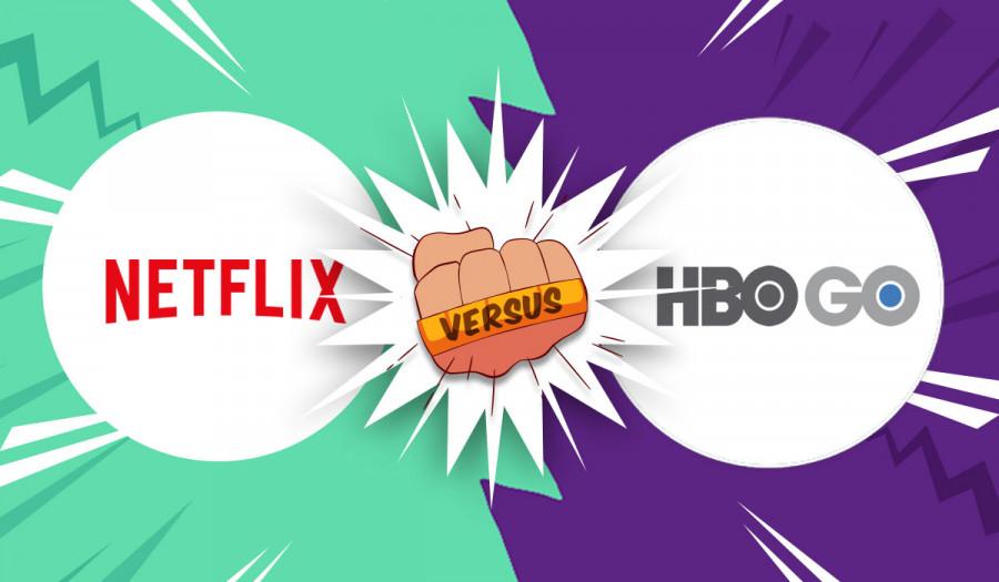 Netflix vs. HBO GO – luty 2020