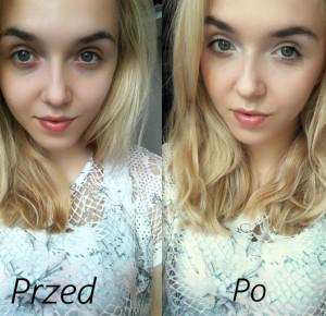 everything and nothing: Idealne rozwiązanie na lato - makeup no makeup !