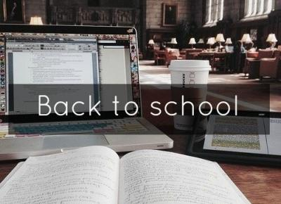 everything and nothing: 10 sposób na dobry powrót do szkoły !