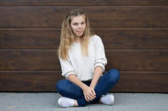 Aleksandra Olender: Autum