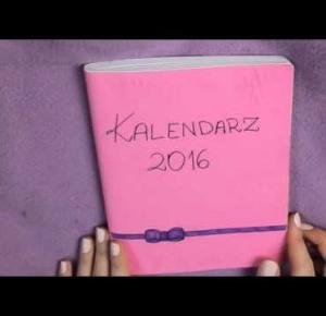 DIY: Kalendarz na 2016!