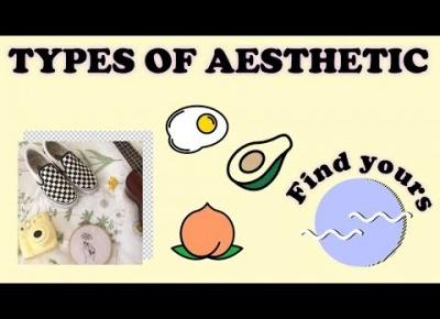 TYPES OF AESTHETIC