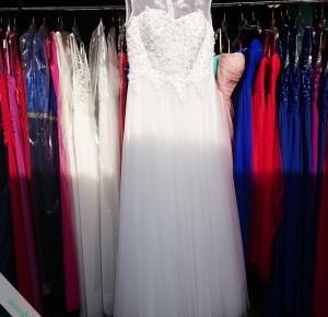 W poszukiwaniu sukni ślubnej!