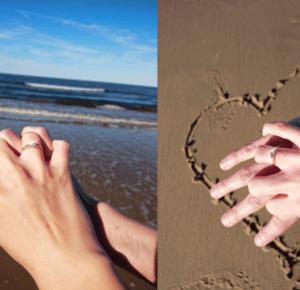 Zaręczyny nad Bałtykiem tylko w DESIGNYOUR HAPPY LIFE