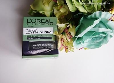 L'Oreal Paris, Skin Expert, Maska Czysta Glinka
