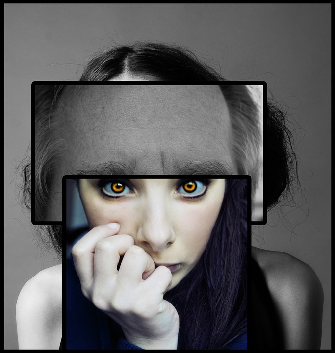 W głowie schizofrenika  ~ My life is my only love.