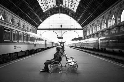 Wsiąść do pociągu byle jakiego ...  - Bartłomiej Malec – Oficjalny Blog