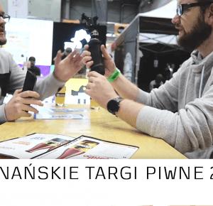 Poznańskie Targi Piwne z Maćkiem Blatkiewiczem  [ Poznań Vlog ]