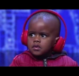 3-letni DJ w Mam Talent!!