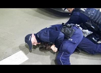POLICJANT CHCIAŁ MNIE UDUSIĆ - WARDEGA