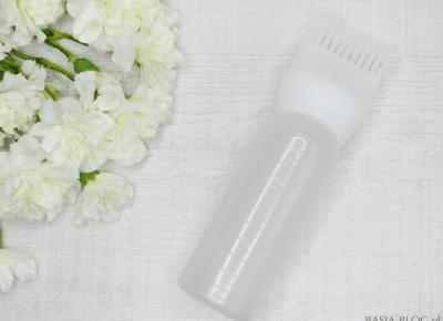 Bardzo szybka i łatwa aplikacja wcierki na skórę głowy (butelka-grzebień) :) | BASIA-BLOG.pl