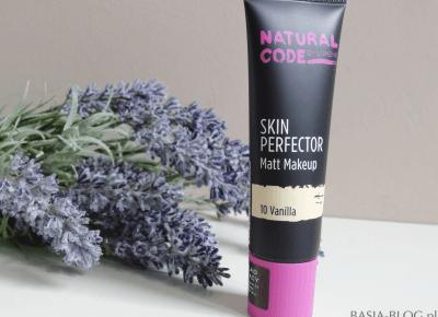 Lumene Natural Code Skin Perfector Matt Makeup - idealny podkład na lato! | BASIA-BLOG.pl