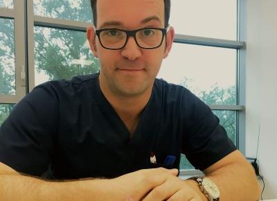 Winda: Chirurgia, to wspaniała, ale zaborcza kochanka... - dr Paweł Kabata  | Bassement