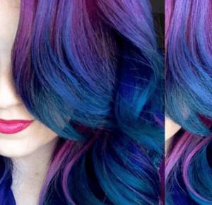 Co kryje się za stylizowanymi fotkami z Instagrama? Amerykańska fryzjerka obnaża to za pomocą dwóch zdjęć - Noizz