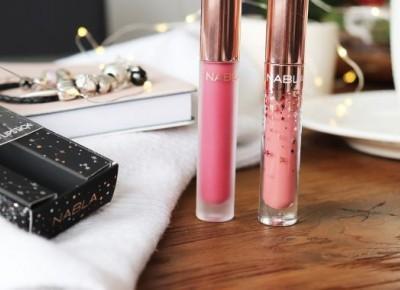 Matowe pomadki Nabla Kernel oraz Closer - BeautypediaPatt   blog urodowy