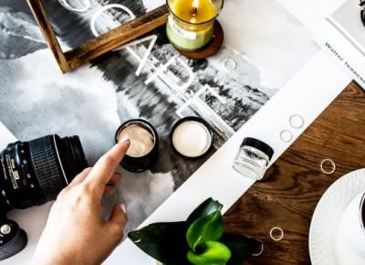 Kosmetyki Mokosh. Krem pod oczy Zielona herbata i Wyg?adzaj?cy krem do twarzy - BeautypediaPatt | blog urodowy