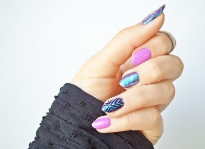 Pyłki do paznokci - łatwe zdobienia i wzory - BeautypediaPatt   blog urodowy
