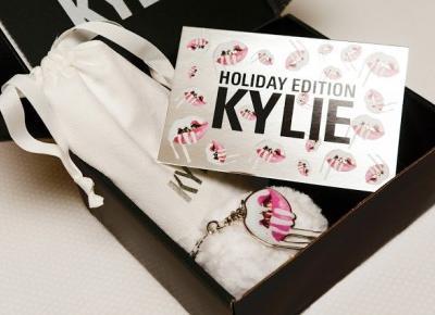 Bee: Kylie Jenner Lip Kit Dolce K - recenzja