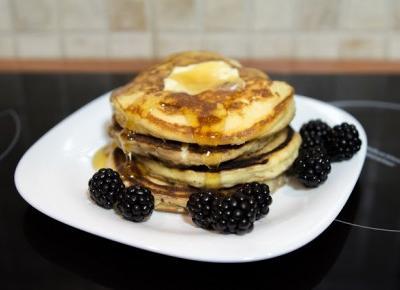 Bee: Pancakes - przepis na amerykańskie naleśniki
