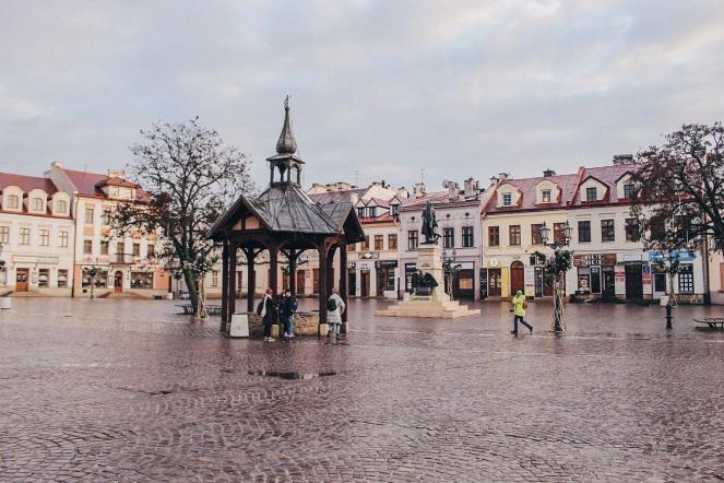 Rzeszów- subiektywny przewodnik po mieście.