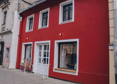 Szwecja w Krakowie, czyli Kaffe Bageri Stockholm.