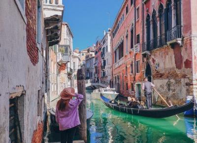 Najbardziej instagramowe miejsca w Wenecji – BeforeAnkaDies