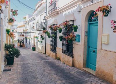 Estepona. Najbardziej instagramowe miasteczko Andaluzji.