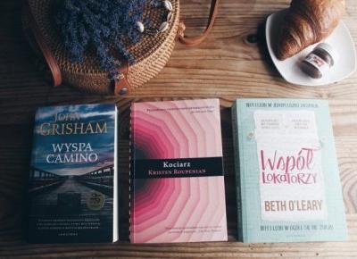 Trzy książki, które warto przeczytać na wakacjach.
