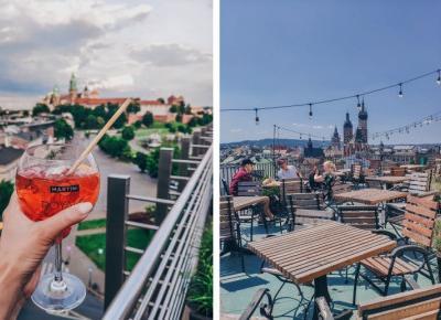Skąd można podziwiać Kraków z góry? Tarasy i punkty widokowe