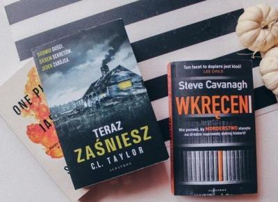 Książkowe inspiracje- październik.
