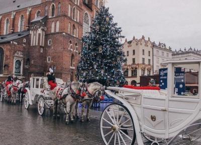 Świąteczny Kraków. Miejsca, które warto odwiedzić.