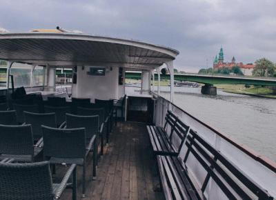 Rejs po Wiśle, czyli Kraków z nietypowej perspektywy. – BeforeAnkaDies