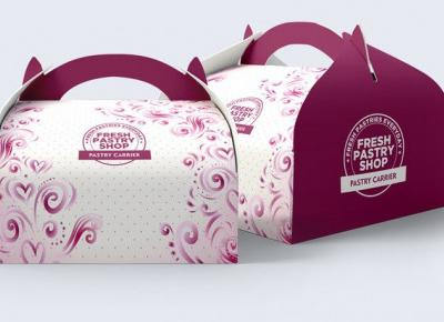 Make special moment more special with custom cake boxes