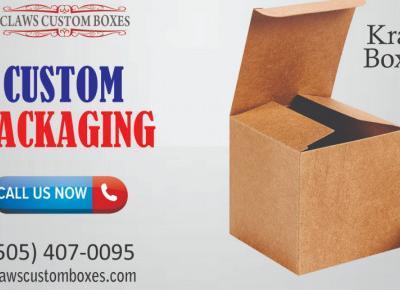 We offer the best wholesale Kraft packaging