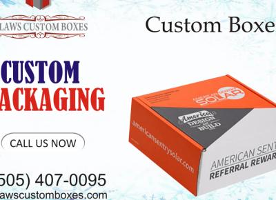 Grab the best packaging of custom printed boxes
