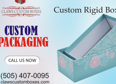 Custom rigid boxes take with high quality elements
