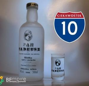 10 faktów o wódce - BEmpire