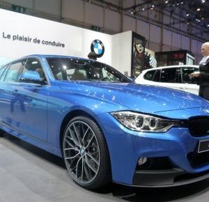 BMW F31 320d xDrive Touring FL - Jazda próbna - BEmpire