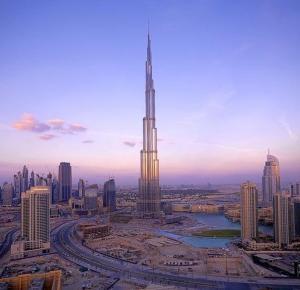 Burdż Chalifa - Najwyższy wieżowiec świata - BEmpire