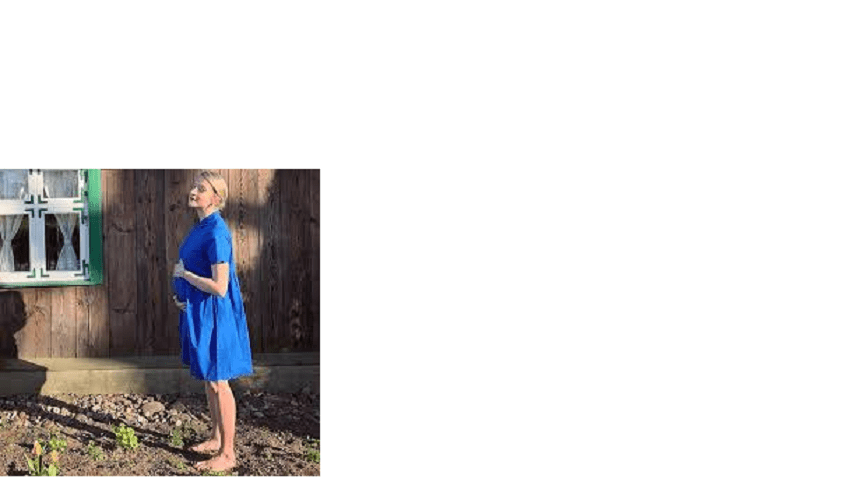 Lara Gessler pokazała nową fotkę w ciąży.