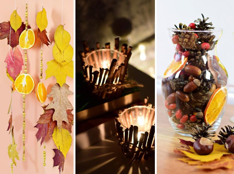 DIY: Jesienne dekoracje - Blog bimago.pl