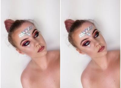 Makijaż kosmetykami KOBO  | Biuro Ochrony Wizerunku