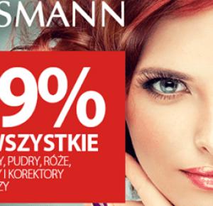 Mój zakupoholizm: Promocja w drogerii Rossmann - dlaczego nie skorzystam?