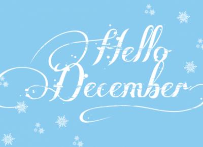 #BLOGMAS 1 – O co chodzi? + Lista rzeczy do zrobienia w grudniu! – BLAQET