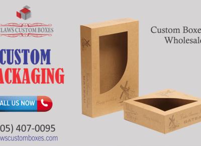 Importance of Custom Boxes Wholesale