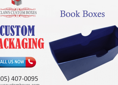 Custom Book Boxes Packaging