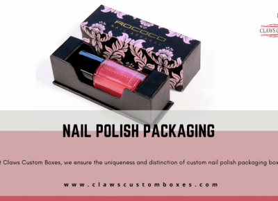 Bewildering Boxes for Nail Polish